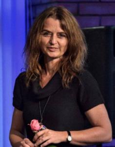 Psychoterapeutka Anna Kaniecka